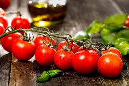 pomidor koktajlowy faotografia warzyw