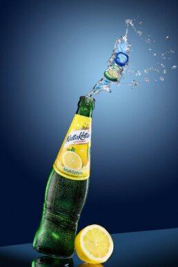 fotografia reklamowa butelka lemoniady