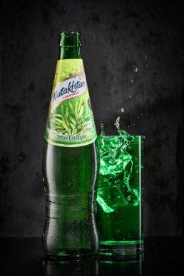 zdjęcie produktowe napoje